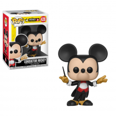 Mickey Mouse - Conductor Mickey Mouse Pop! Vinyl Figure (90th Anniversary)