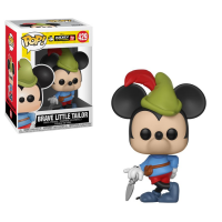 Mickey Mouse - Brave Little Tailor Willie Pop! Vinyl Figure (90th Anniversary)