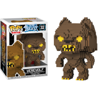 Altered Beast - Werewolf 8-Bit Pop! Vinyl Figure