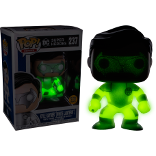 Green Lantern - White Lantern Kyle Rayner Glow in the Dark Pop! Vinyl Figure