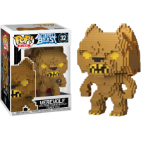 Altered Beast - Werewolf Gold 8-Bit Pop! Vinyl Figure