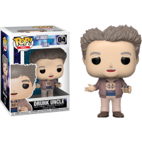 Saturday Night Live - Drunk Uncle Pop! Vinyl Figure