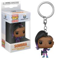 Overwatch - Sombra Pocket Pop! Keychain