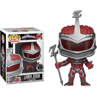 Power Rangers - Lord Zedd Pop! Vinyl Figure