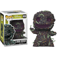 The Nightmare Before Christmas - Oogie Boogie with Bugs Pop! Vinyl Figure