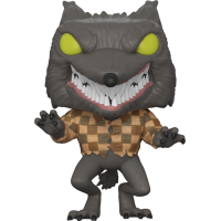 The Nightmare Before Christmas - Wolfman Pop! Vinyl Figure