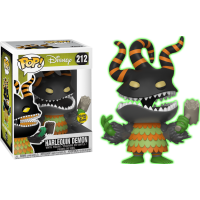 The Nightmare Before Christmas - Harlequin Demon Glow in the Dark Pop! Vinyl Figure