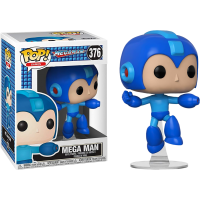 Mega Man - Mega Man Jumping Pop! Vinyl Figure