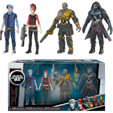 Ready Player One - Action Figure 4-Pack