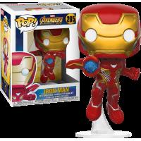 Avengers 3: Infinity War - Iron Man Flying Pop! Vinyl Figure