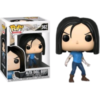 Alita: Battle Angel - Alita Doll Body Pop! Vinyl Figure
