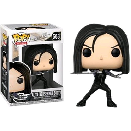 Alita: Battle Angel - Alita Berserker Body Pop! Vinyl Figure