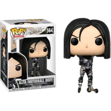 Alita: Battle Angel - Alita Motorball Body Pop! Vinyl Figure