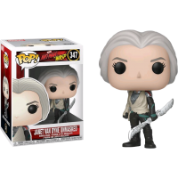 Ant-Man and the Wasp - Janet Van Dyne Unmasked Pop! Vinyl Figure