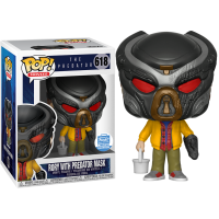 The Predator (2018) -  Rory with Predator Mask Pop! Vinyl Figure