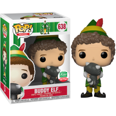 Elf - Buddy with Raccoon Pop! Vinyl Figure