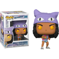 Runaways - Molly Hernandez Pop! Vinyl Figure
