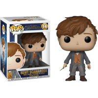 Fantastic Beasts 2: The Crimes Of Grindelwald - Newt Scamander Pop! Vinyl Figure