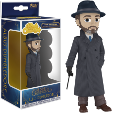 Fantastic Beasts 2: The Crimes of Grindelwald - Albus Dumbledore Rock Candy 5 inch Vinyl Figure