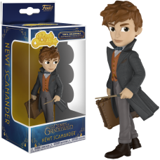 Fantastic Beasts 2: The Crimes of Grindelwald - Newt Scamander Rock Candy 5 inch Vinyl Figure