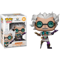 Overwatch - Junkrat Junkenstein Pop! Vinyl Figure