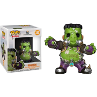 Overwatch - Junkenstein's Monster 6 Inch Super Sized Pop! Vinyl Figure