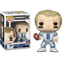 NFL Football - Troy Aikman Dallas Cowboys Legends Pop! Vinyl Figure