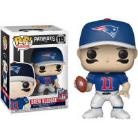 NFL Legends - Drew Bledsoe New England Patriots Legends Pop! Vinyl Figure
