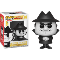 Rocky and Bullwinkle - Boris Badenov Pop! Vinyl Figure