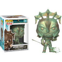 Aquaman - Arthur Curry as Gladiator Patina Pop! Vinyl Figure