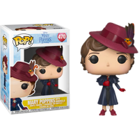 Mary Poppins Returns - Mary Poppins with Umbrella Pop! Vinyl Figure