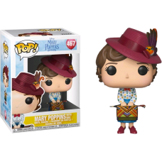 Mary Poppins Returns - Mary Poppins with Bag Pop! Vinyl Figure