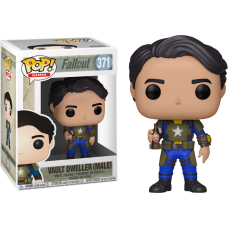 Fallout - Vault Dweller Male Pop! Vinyl Figure