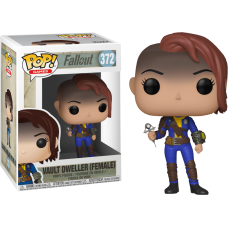 Fallout - Vault Dweller Female Pop! Vinyl Figure