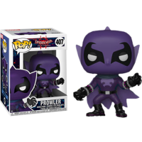 Spider-Man: Into The Spider-Verse - Prowler Pop! Vinyl Figure