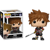 Kingdom Hearts III - Sora Pop! Vinyl Figure