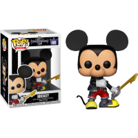 Kingdom Hearts III - Mickey Pop! Vinyl Figure