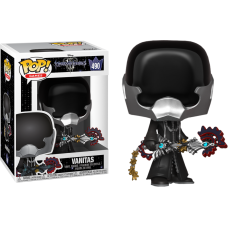 Kingdom Hearts III - Vanitas Pop! Vinyl Figure