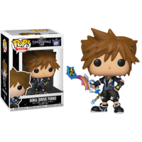 Kingdom Hearts 3 - Sora Drive Form Pop! Vinyl Figure