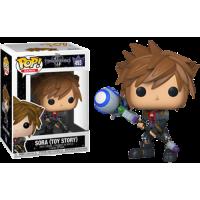 Kingdom Hearts III - Sora Toy Story Pop! Vinyl Figure