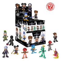 Kingdom Hearts III - Mystery Minis Blind Box (Display of 12 Units)