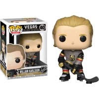 NHL Hockey - William Karlsson Las Vegas Golden Knights Pop! Vinyl Figure
