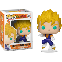 Dragon Ball Z - Super Saiyan Vegito Pop! Vinyl Figure