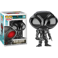 Aquaman (2018) - Black Manta Chrome Pop! Vinyl Figure