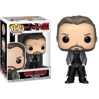 Die Hard - Hans Gruber in Dapper Suit Pop! Vinyl Figure