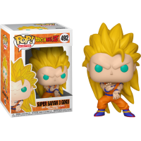 Dragon Ball Z - Super Saiyan 3 Goku Pop! Vinyl Figure