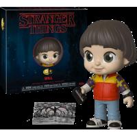 Stranger Things - Will 5 Star 4 Inch Vinyl Figure