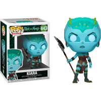Rick and Morty - Keara Pop! Vinyl Figure