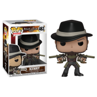 Attack on Titan - Kenny Pop! Vinyl Figure