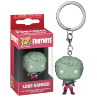 Fortnite - Love Ranger Pocket Pop! Vinyl Keychain